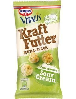 Dr. Oetker Vitalis Kraftfutter Müsli-Crunchies Sour Cream