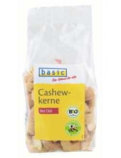 Basic Cashewkerne Hot Chili