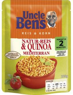 Uncle Ben's Natur-Reis & Quinoa Mediterran