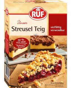 Ruf Streusel Teig