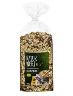 NaturWert Bio Schokomüsli