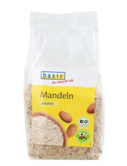Basic Mandeln gemahlen