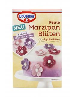 Dr. Oetker Feine Marzipanblüten