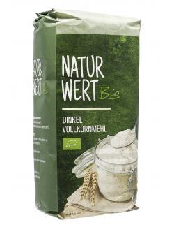 NaturWert Bio Dinkel Vollkornmehl