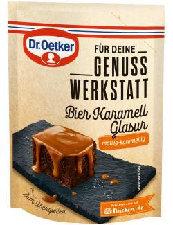 Dr. Oetker Genuss Werkstatt Bier Karamell Glasur