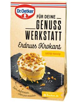 Dr. Oetker Genuss Werkstatt Erdnuss Krokant