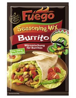 Fuego Seasoning Mix Burrito