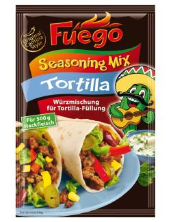 Fuego Seasoning Mix Tortilla