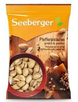 Seeberger Pfefferpistazien geröstet & gesalzen
