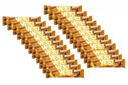 Yes! Riegel Schokolade Banane Pecan