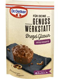 Dr. Oetker Genuss Werkstatt Brezel Glasur salzig-knusprig