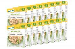 Reis-fit 8 Minuten Natur-Reis Kochbeutel