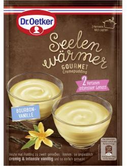 Dr. Oetker Seelenwärmer Gourmet Bourbon Vanille