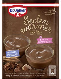 Dr. Oetker Seelenwärmer Gourmet Vollmilch Schokol