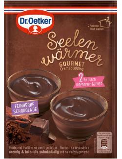 Dr. Oetker Seelenwärmer Gourmet Feinherbe Schokolade