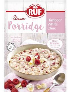 Ruf Porridge Himbeer White Choc