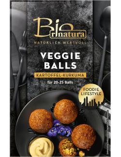 Rinatura Bio Foodie Lifestyle Veggie Balls Kartoffel-Kurkuma