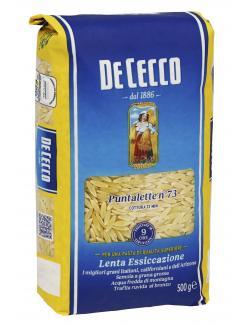 De Cecco Puntalette No. 73