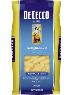 De Cecco Tortiglioni No. 23