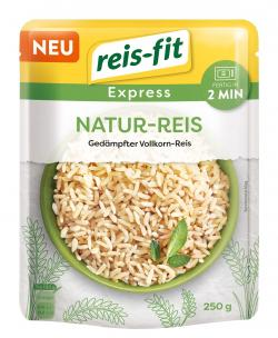 Reis-fit Express Natur-Reis