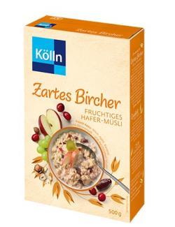 Kölln Zartes Bircher Fruchtiges Hafer-Müsli