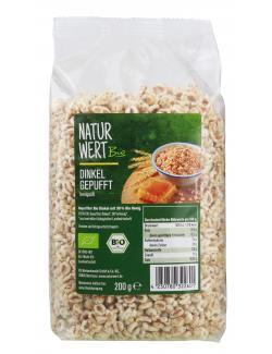 NaturWert Bio Dinkel gepufft honigsüß