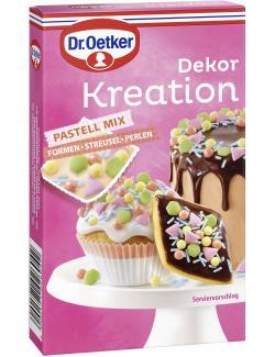 Dr. Oetker Dekor Kreation Pastell Mix