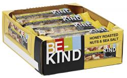 Be-Kind Riegel Honey Roasted Nuts & Sea Salt