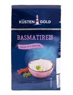 Küstengold Basmatireis