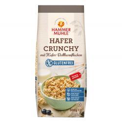 Hammermühle Hafer Crunchy mit Hafervollkornflocken