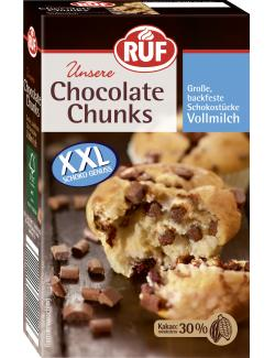 Ruf Choco-Chunks Vollmilch