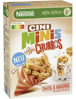 Nestlé Cini Minis Churros