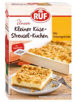 Ruf Kleiner Käse-Streusel-Kuchen