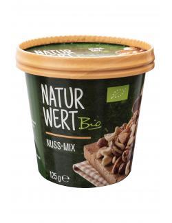 NaturWert Bio Nuss-Mix