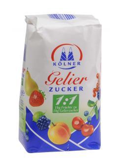 Kölner Gelierzucker 1:1 (1 kg) - 4001726360009