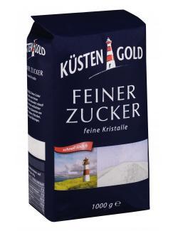Küstengold Feiner Zucker