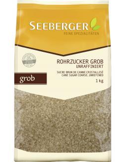 Seeberger Rohrzucker grob (1 kg) - 4008258571026