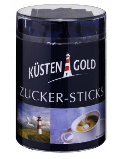 Küstengold Zucker-Sticks (50 St.) - 4006544448007