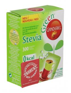 Canderel Green Stevia Nachfüllpackung (300 St.) - 7640110705094