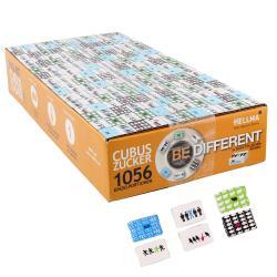 Hellma Cubus Zucker Be Different (1056 x 2,50 g) - 4003148150718