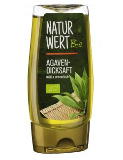NaturWert Bio Agavendicksaft