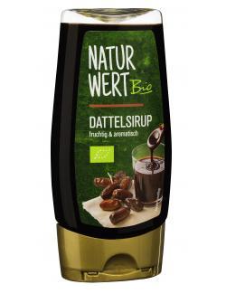 NaturWert Bio Dattelsirup
