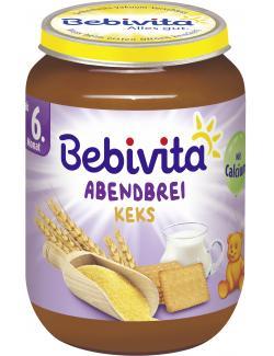 Bebivita Abendbrei Keks (190 g) - 4018852108412