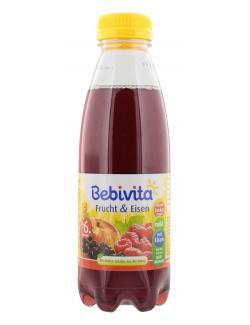 Bebivita Frucht & Eisen (500 ml) - 4018852000839