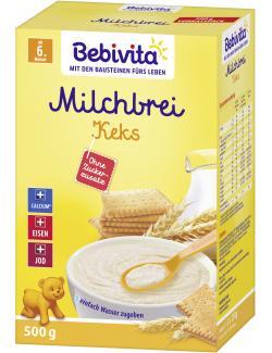 Bebivita Milchbrei Keks