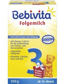 Bebivita 3 Folgemilch