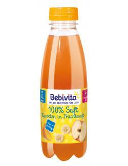 Bebivita Karotten in Früchtesaft