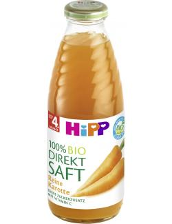 Hipp Bio Direkt Saft reine Karotte