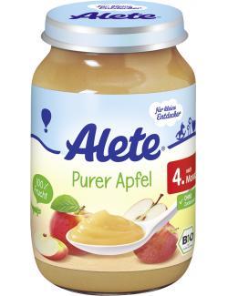Alete Purer Apfel