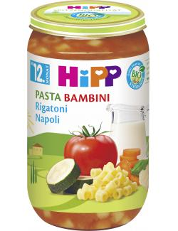 Hipp Pasta Bambini Rigatoni Napoli